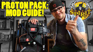 store spirit halloween spirit halloween proton pack mod guide hands on review part two