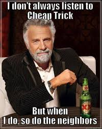 Cheap Meme - cheap trick happy cheap trick day everybody facebook