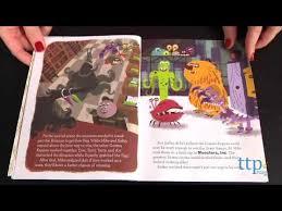 monsters university golden book published golden books