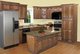 closeout kitchen cabinets pictures a collection sedona chestnut kitchen cabinets builders surplus