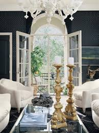 Classic White Interior Design Belle Maison A Fresh Take On The Classic Black U0026 White Interior