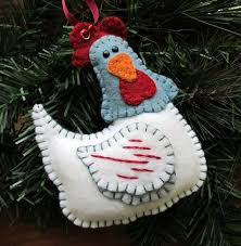 279 best wool felt ornaments tags on etsy by fhgolddesigns