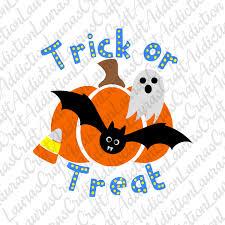 trick or treat svg trick or treat bag halloween svg