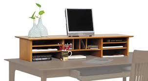 Cherry Desk Organizer Desk Top Organizer Frisco Desktop Organizer The Container Store