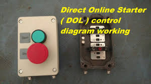 direct online starter with template images wiring diagrams wenkm com