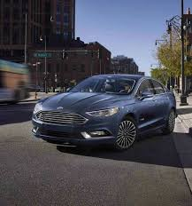 2018 ford fusion sedan features ford com