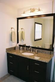Frames For Mirrors In Bathrooms Exclusive Espresso Mirrors Bathroom Wonderful Inspiration Mirror
