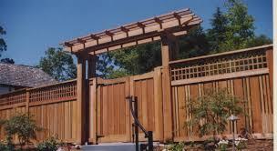 wooden japanese backyard gate japanese backyard gates gallery