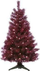 4 Ft Pre Lit Christmas Tree Sale by 25 Best Artificial Prelit Christmas Trees Ideas On Pinterest