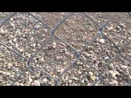 Gravel For Patio Base Recycled Concrete An Excellent Material For A Patio Base Youtube