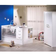 chambre bébé sauthon seaside lit chambre transformable 70x140 blanc 70x140 de sauthon