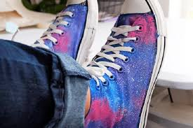 top 10 diy makeovers for your old converse top inspired