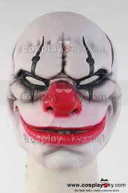 payday 2 chains mask replica payday the heist cosplay payday