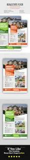 real estate flyer template real estate flyers flyer template