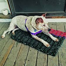 artisan made door mats