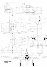 grumman f6f hellcat blueprint download free blueprint for 3d