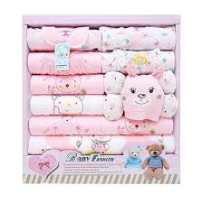 2018 2016 new autumn winter newborn baby gift sets infant