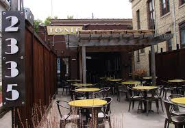 Patio Tavern Bar Exam Tonic Tavern Was Old Livery Stable Urban Milwaukee