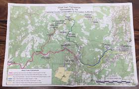 The Ghost Map The Ghost Town Trail Extension Cambria County Conservation