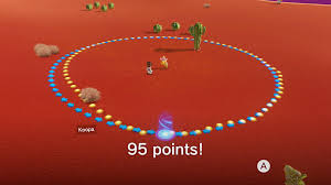 Red Black And Green Flag With Moon And Star Super Mario Odyssey Sand Kingdom Moon Locations All Secrets