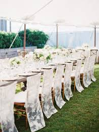 chair cover ideas wedding chair covers that aren t at all cheesy we promise brides