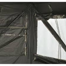 bolderton 5 hub ground hunting blind 697232 ground blinds at