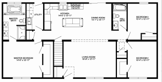walkout ranch house plans ranch floor plans with walkout basement beautiful download 4