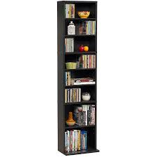 Cd Cabinet Summit Media Storage Cabinet Espresso Walmart Com