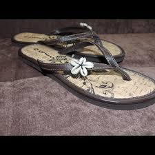 seashell flip flops 50 airwalk shoes air walk seashell flip flops from liz s