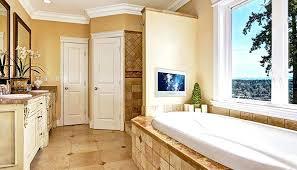 bathroom tv ideas bathroom tv ideas mirror small seowebdirectoryonline info