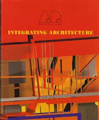 ad architectural design publications neil spiller