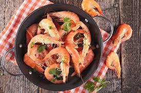 comment cuisiner les crevettes congel馥s cuire des crevettes vivantes