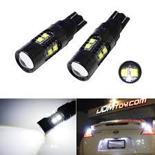 amazon com ijdmtoy complete set yellow lens fog lights foglamp amazon com ijdmtoy extremely bright 50w cree high power 906 912