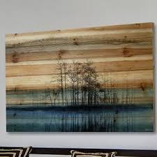wooden wall birch