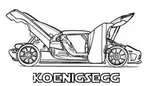 koenigsegg car coloring pages koenigsegg ccx fast street car