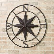 wood compass wall compass wall canvas wall for outdoor metal wall