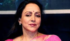 Seeking In Mumbai Mumbai Plot Row Hema Malini Denies Seeking Political Favour