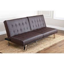 Leather Sofa Bed Best 25 Futon Sofa Bed Ideas On Pinterest Futon Sofa Futon Bed