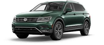 tiguan volkswagen what are all of the 2018 volkswagen tiguan color options