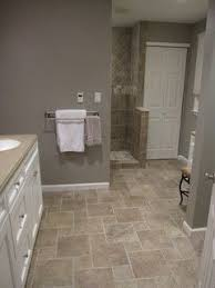 tile bathroom floor ideas best 25 brown tile bathrooms ideas on master bathroom