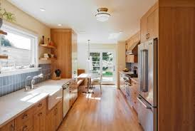galley kitchen ideas u2013 functional solutions for long narrow spaces