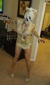 Silent Hill Nurse Halloween Costume 8 Haunted House Images Halloween Ideas