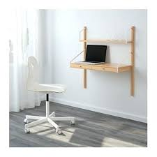 floating desk ikea wall mounted workspace combination floating