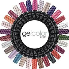 opi gel color gel nail polish assorted colors holiday gift wish