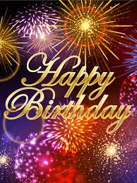 send birthday card send free it s a big celebration happy birthday card to loved