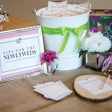 newlywed cards wedding tip jar instant newlywed tip jar diy