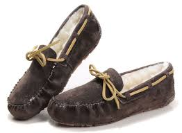 ugg moccasin slippers sale cheap ugg leather boots sale winter warm ugg flat shoes in