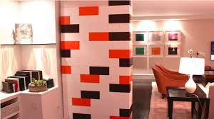 creative room painting divider ideas room divider ideas for
