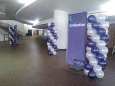 graduation balloon centerpieces u0026 helium balloon decorating in