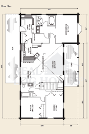 3 bedroom cabin floor plans the townsend log home floor plans nh custom log homes gooch